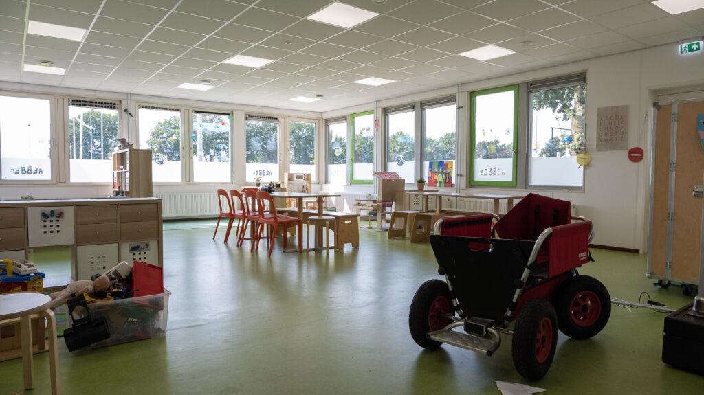 KOV Hebbes - Interieur